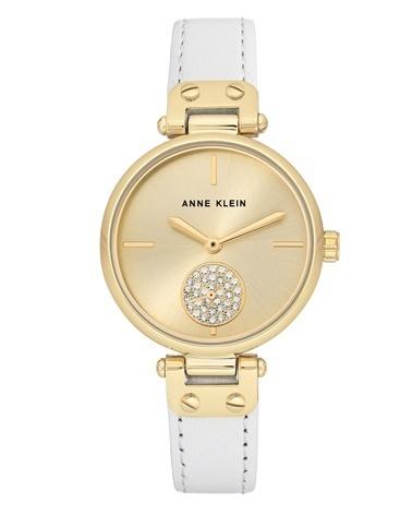 Anne Klein Saat Beyaz